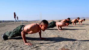 武警兵团总队二支队迎来第四季度魔鬼周极限训练