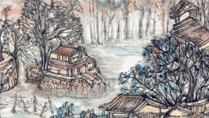 军营铸丹青:军旅画家林海城工笔画作品赏析