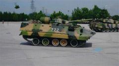 96A坦克精準漂移入庫神乎其技