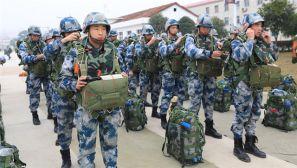 空降兵某旅一场说走就走的应急拉动演练