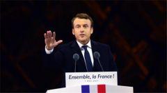 法国总统呼吁以色列重启以巴对话