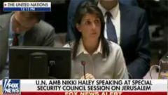 """美国大使在联合国""""单挑""""14国:少对我说教!"""
