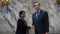 洞朗之后中国外长到访新德里 德媒:中印走出阴影