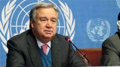 """联合国秘书长:""""美国优先""""有损美国利益"""