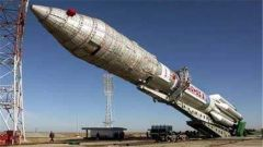 乌克兰开放苏联最大火箭生产企业
