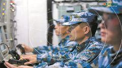 """海军""""蓝剑杯""""导弹专业竞赛性考核掠影"""