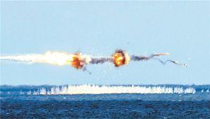 震撼!海军三大舰队40多艘舰艇东海同台竞技