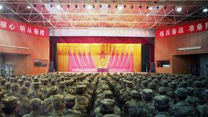 终成军营男子汉,新兵下连进行时