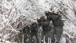 【魔鬼周】武警阿坝支队从难从严锤炼特战尖兵