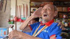 广东112岁抗战老兵离世 曾参加过淞沪抗战