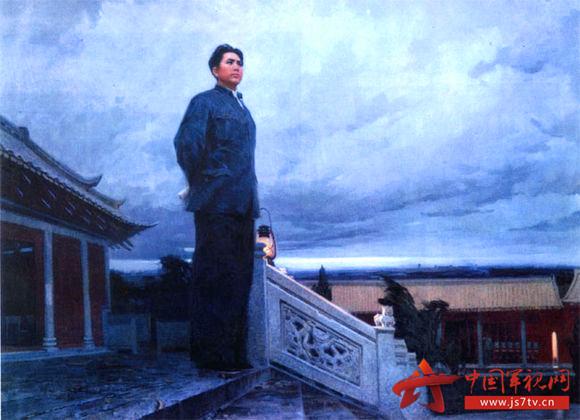 青年毛泽东