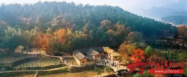 毛主席故居:湖南韶山