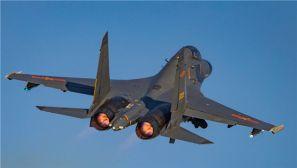 开训即实战 空军航空兵某旅战机呼啸出征