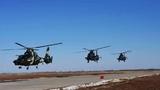 -19℃,第78集团军某陆航旅常委带头驾机升空