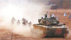 三军将士掀起实战化军事训练热潮 塑造精兵劲旅