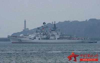 军舰简笔画logo