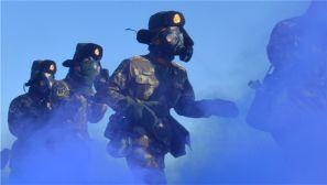 武警吉林省总队:白山松水,茫茫雪原,他们这样训练