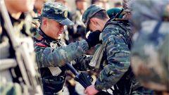 【开训即开战】武警·北京:岁首天寒砺精兵