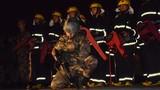 夜里,这支部队组织了一场实兵实装拉动训练演练
