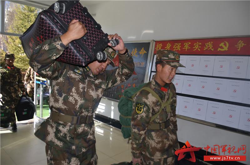 武警西藏森林总队拉萨大队:破茧成蝶,燃烧青春的血液