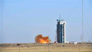 高清大图:我国成功发射陆地勘查卫星三号