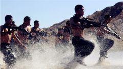 砺剑之旅系列之三·大漠戈壁上点燃军人激情