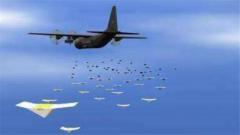"""无人机蜂群项目:狂拽酷炸的""""飞行航母"""""""