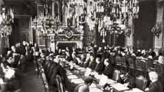 【史今】1月18日:巴黎和会召开