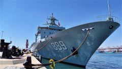 注意:正在护航的太湖舰来消息啦!