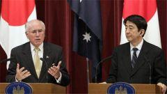 """日澳加强军事合作是不是在搞""""拉帮结派""""?"""