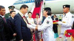 印尼总统表示高度重视发展对华友好关系