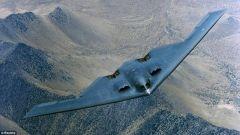 美军B-2进驻关岛 目的或有四个