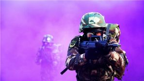 """""""90后""""新闻干事讲述心路:携光摄影,只因战士为天"""