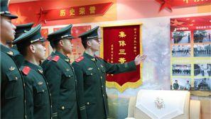 """武警北京总队五支队帮助新兵平稳度过""""第二适应期"""""""