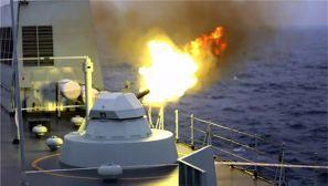 海军新型两栖打击群开训 请祖国检阅