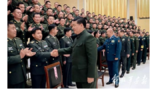 习近平视察中部战区陆军某师照片刊发