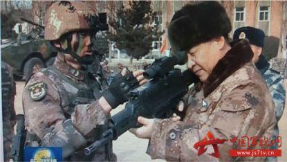 科普:QTS11战略步枪 步兵中的歼20