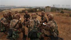 陆军步兵学院平顶山地域防御战斗复盘研讨