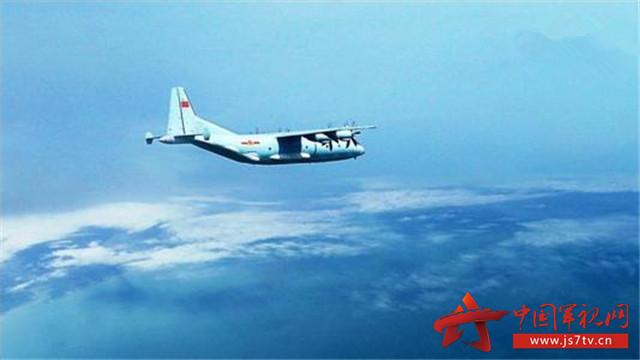 空军一架飞机在飞行训练中失事 - 中国军视网