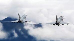 迎风斗雪,航空兵与复杂气象来了一场正面交锋!