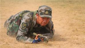 三种表情,带你看懂军校生活