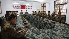 战略支援部队某部:新兵岗位见习集训开训