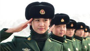 不爱红装爱武装,武警小姐姐们奔赴祖国边防一线