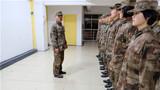 学员骨干表扬大家的刻苦练习,总借反思,并对下一步的实战化训练进行部署。