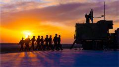 空军某试训基地开展习主席视察五周年纪念活动