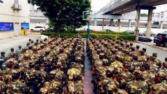 武警广东总队:春运执勤官兵真诚服务旅客获赞誉