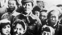 历史名人的过年轶事:毛泽东捐出年夜饭