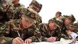 武警·广西:武警官兵应急献血 保障春节临床用血