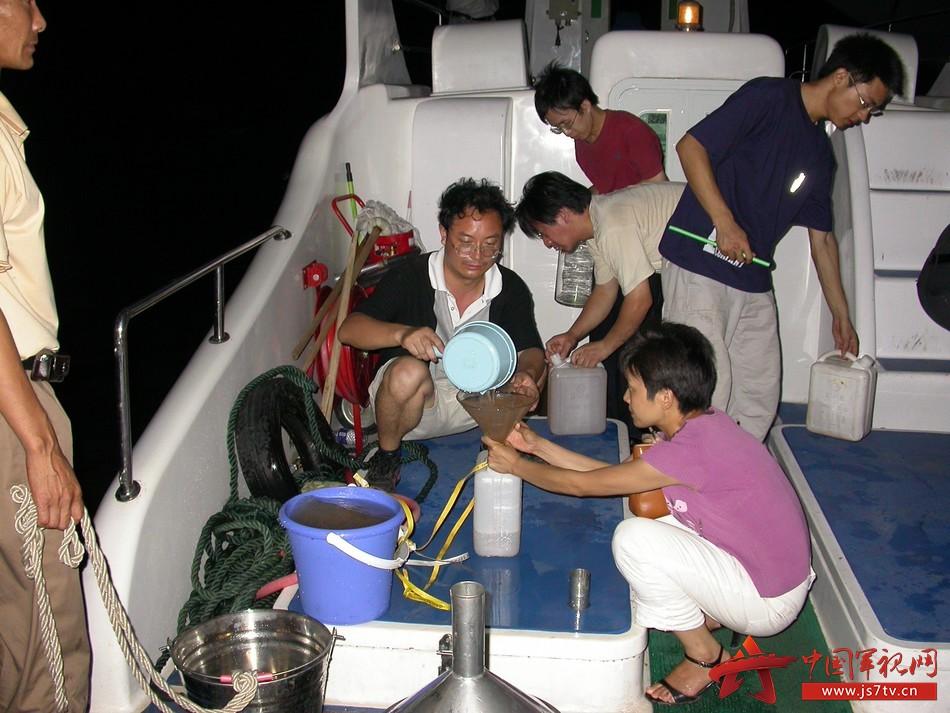 6-团队成员当年在重庆巫山采样