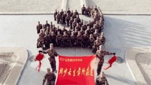 新春佳节,我在军营为您祝福